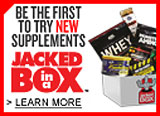 Be the First to Try New Supplements - Join the Team Muslce & Fitness Supplement Sampling Program